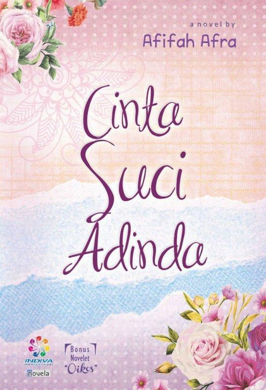 Cover Buku Cinta Suci Adinda