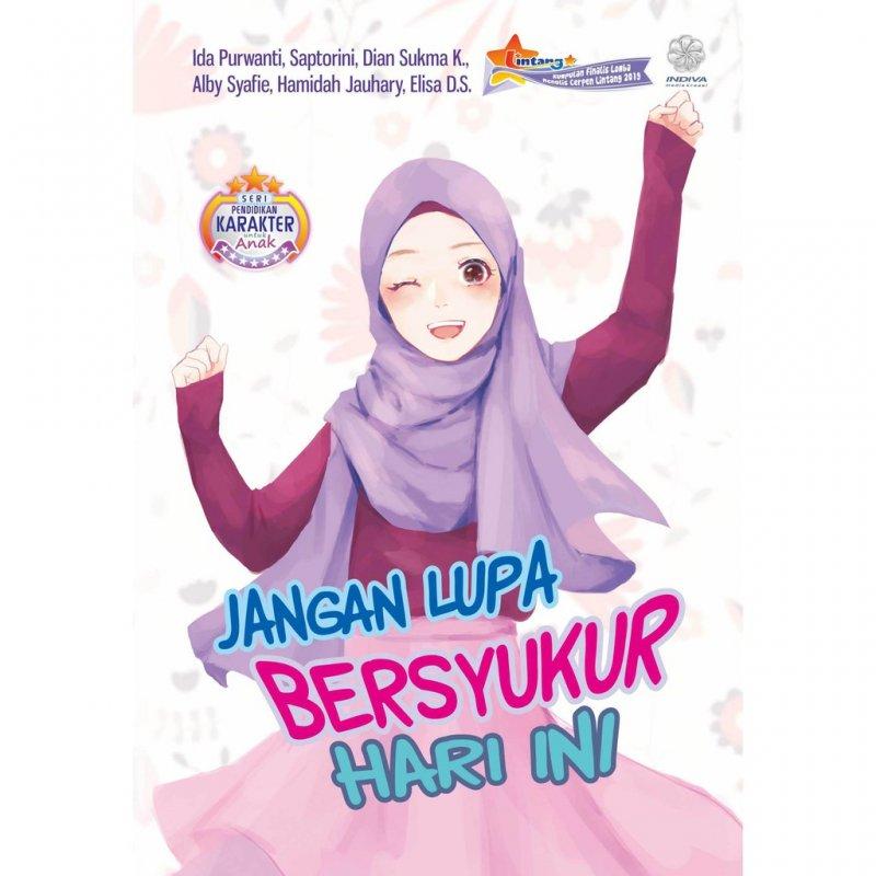 Cover Buku JANGAN LUPA BERSYUKUR HARI INI