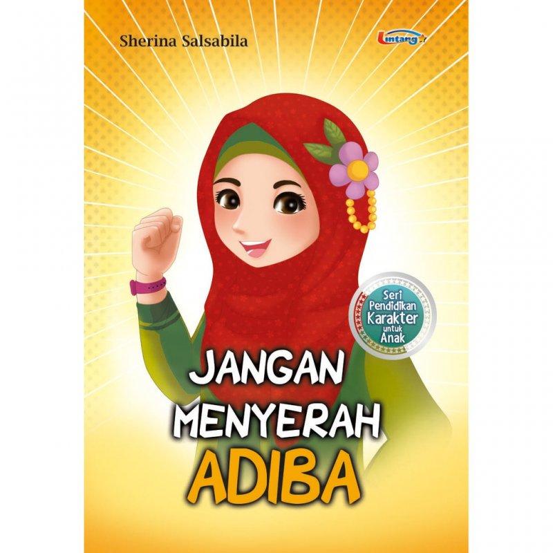 Cover Buku Jangan Menyerah ADIBA