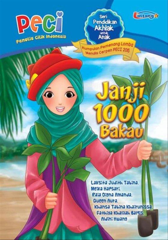 Cover Buku JANJI 1000 BAKAU