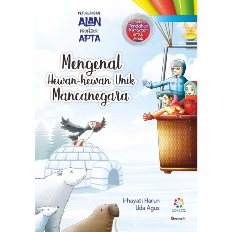 Cover Buku Mengenal Hewan-Hewan Unik Mancanegara