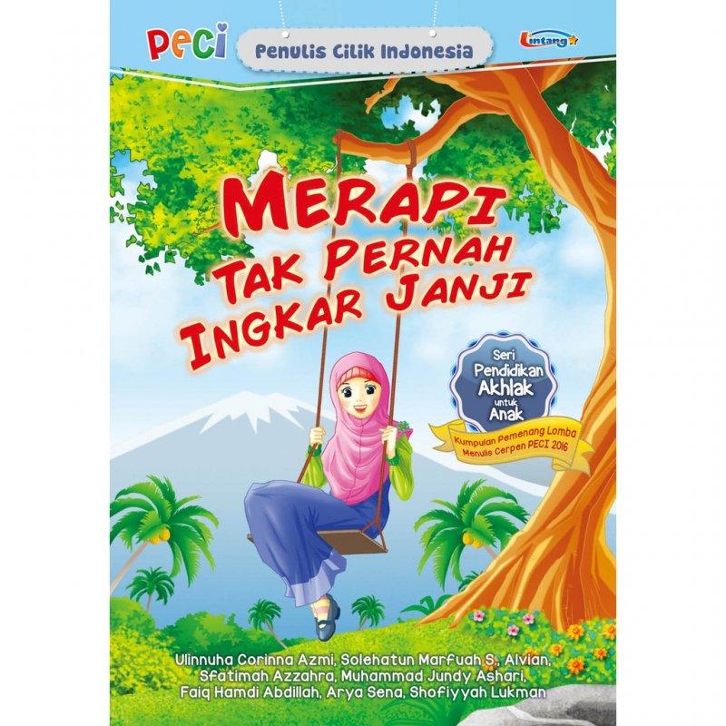 Cover Buku Merapi tak pernah ingkar janji