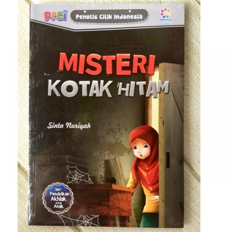 Cover Buku MISTERI Kotak Hitam