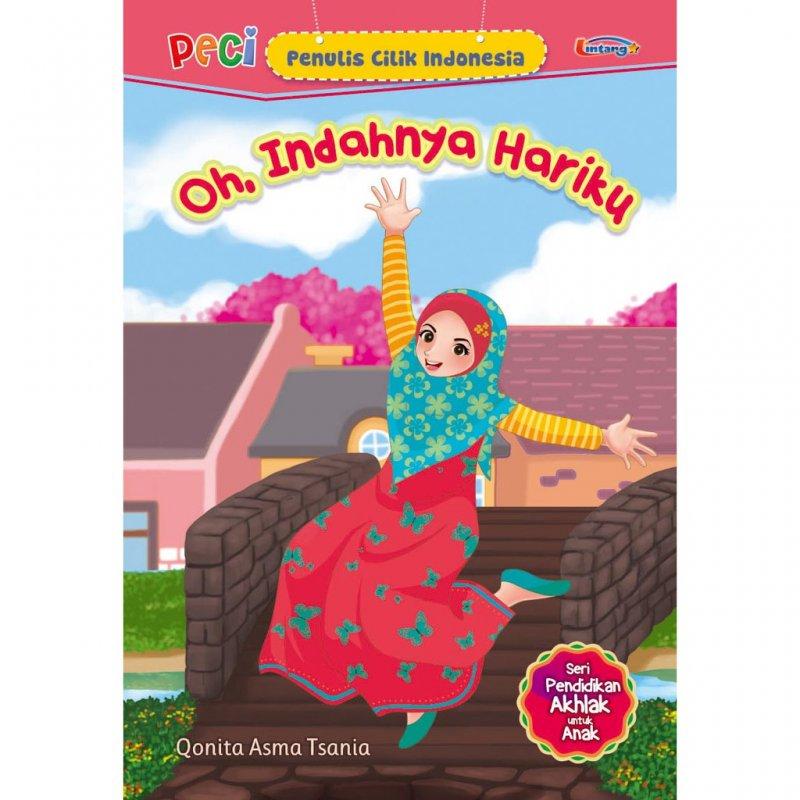 Cover Buku Oh,Indahnya Hariku