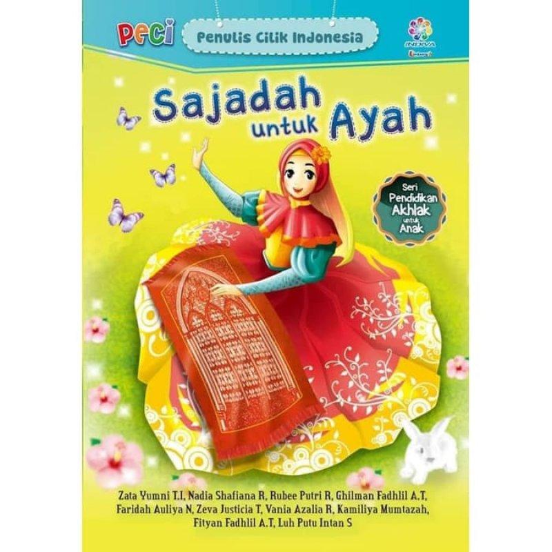 Cover Buku Sajadah Untuk Ayah