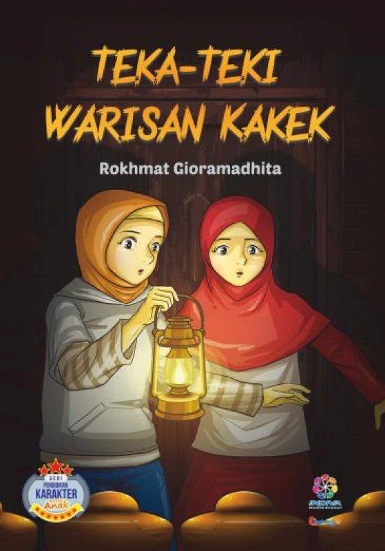 Cover Buku Teka-Teki Warisan Kakek