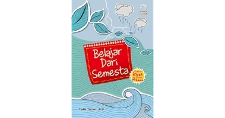 Cover Buku Belajar Dari Semesta