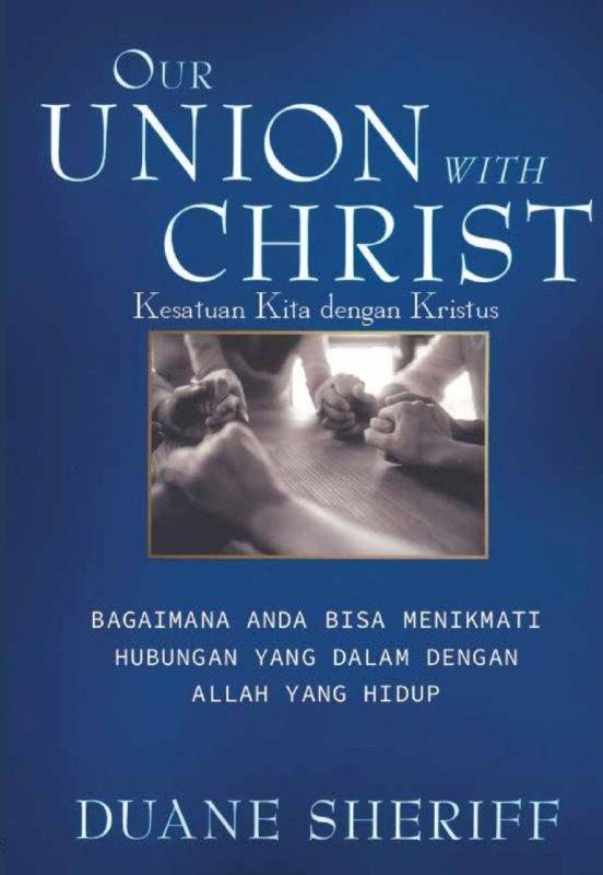 Cover Buku KESATUAN KITA DENGAN KRISTUS