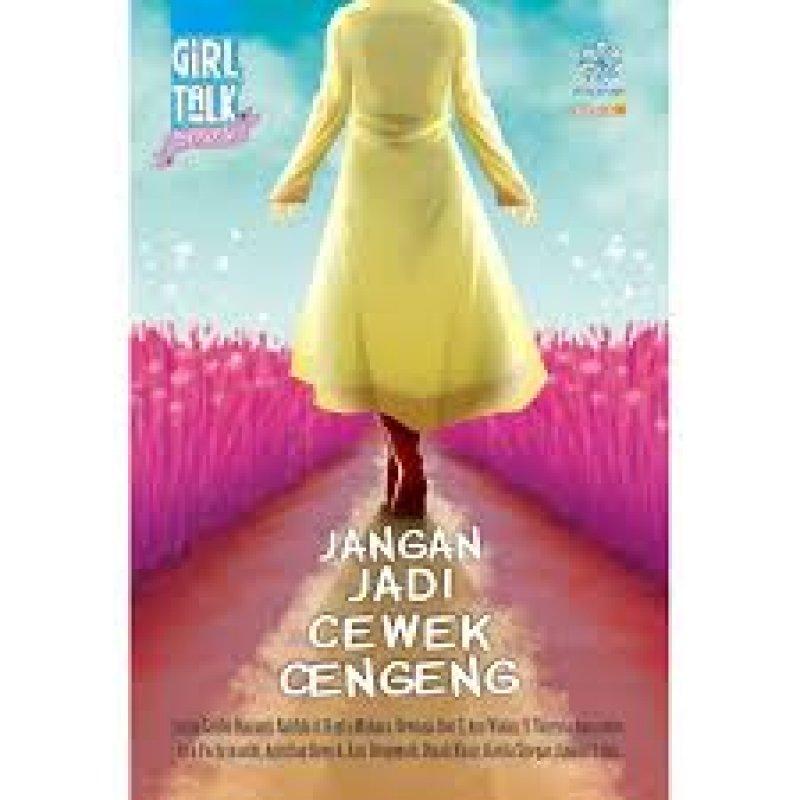 Cover Buku Jangan Jadi Cewek Cengeng