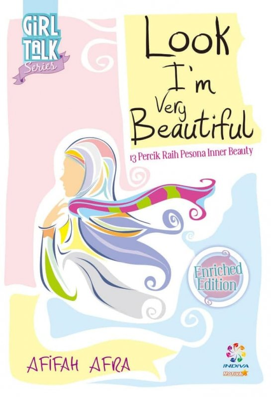 Cover Buku Look I m Very Beautiful: Enriched Edition