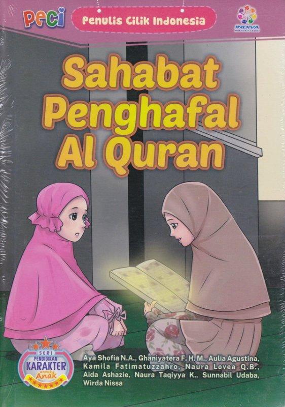 Cover Buku Sahabat Penghafal Al Quran