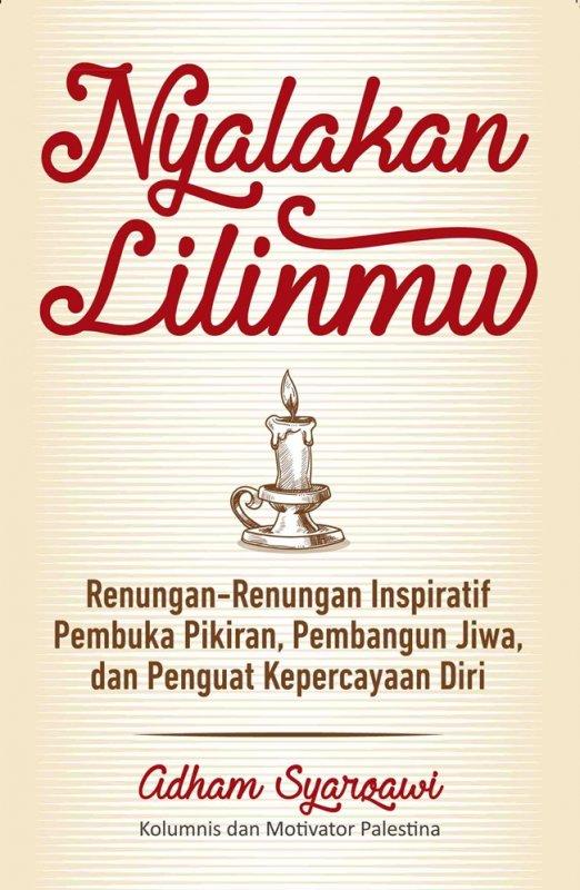 Cover Buku Nyalakan Lilinmu