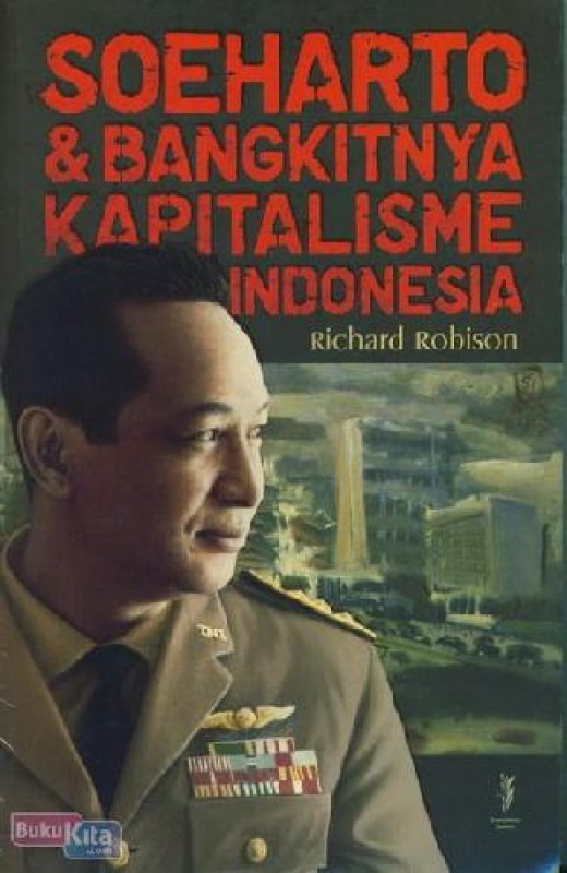 Cover Buku Soeharto & Bangkitnya Kapitalisme Indonesia BK