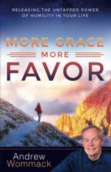 MORE GRACE MORE FAVOR