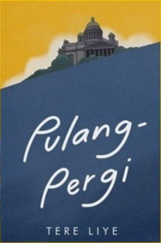 Cover Buku Pulang-Pergi (Cerita Baru)