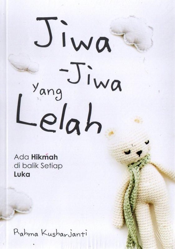 Cover Buku JIWA-JIWA YANG LELAH