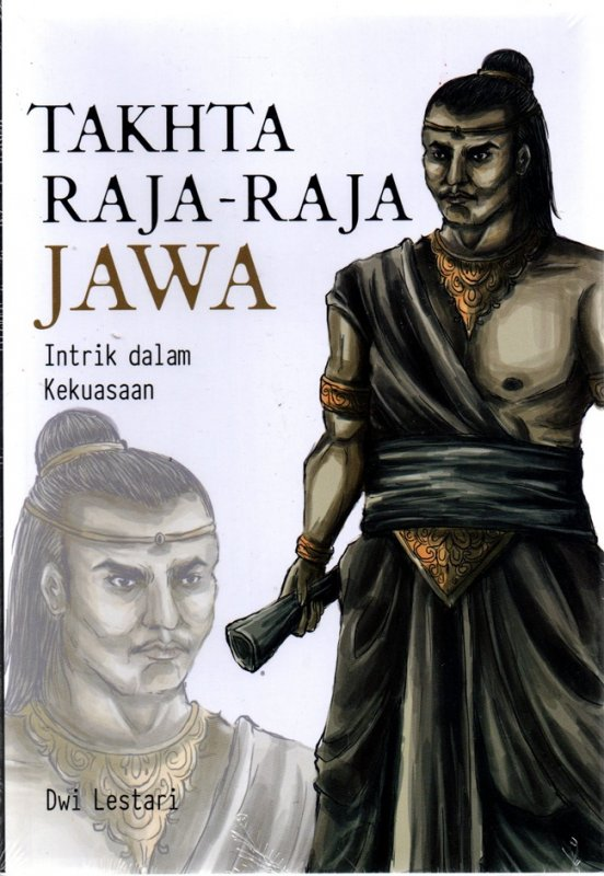 Cover Buku TAKHTA RAJA-RAJA JAWA