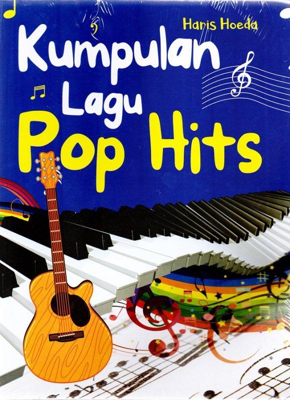 Cover Buku Kumpulan Lagu Pop Hits