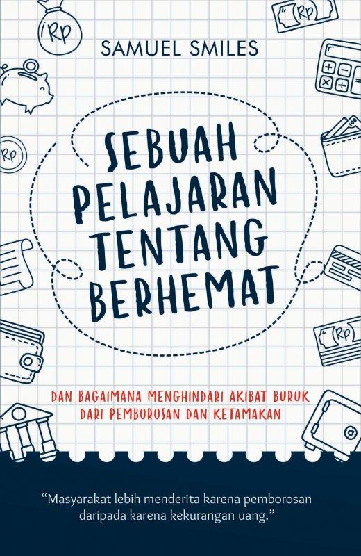 Cover Buku Sebuah Pelajaran tentang Berhemat