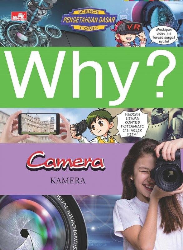 Cover Buku Why? Camera - Kamera