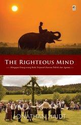 Detail Buku The Righteous Mind: mengapa orang baik terpecah karena politik dan agama