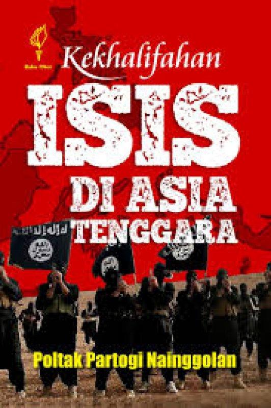Cover Buku Kekhalifahan Isis di Asia Tenggara