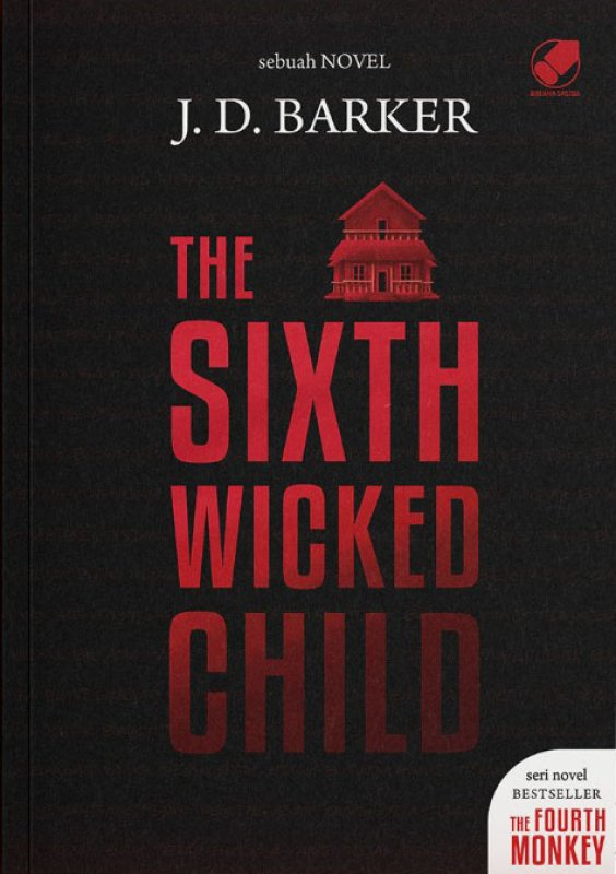 Cover Buku The Sixth Wicked Child (Pre-Order) (Coming Soon)
