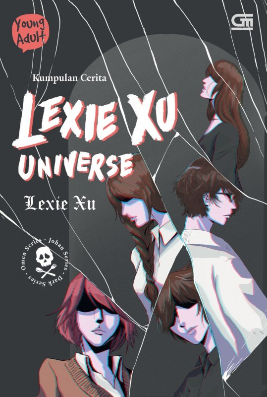 Cover Buku Universe (Pre-Order) (Coming Soon)