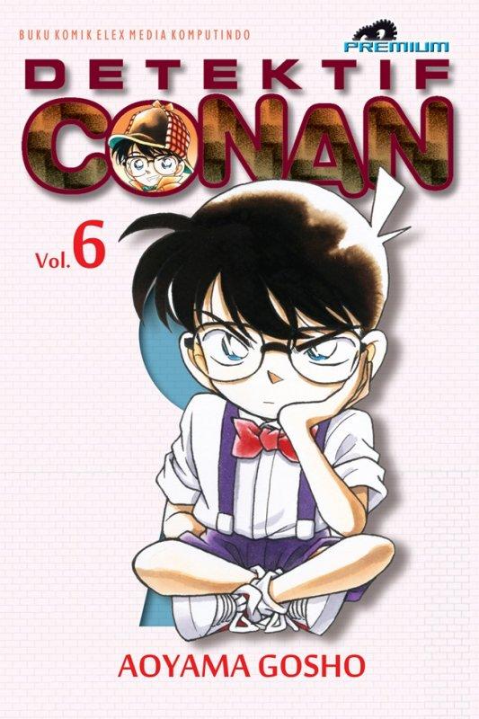Cover Buku Detektif Conan Premium 06