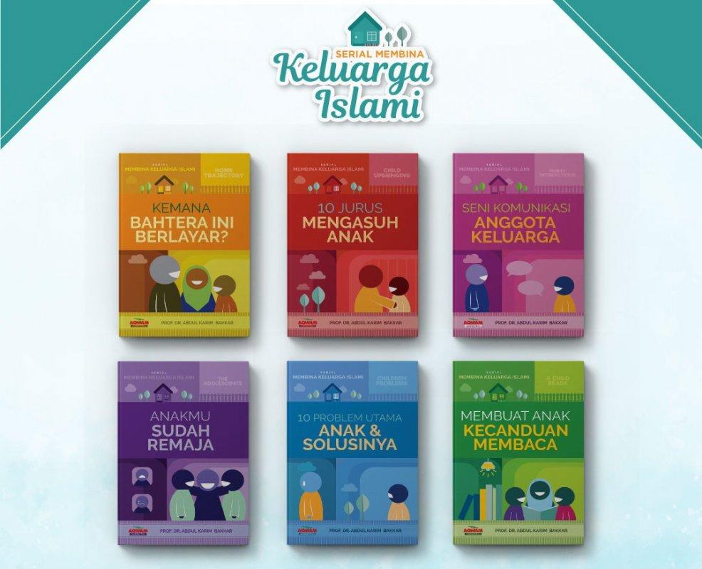Cover Buku Serial Membina Keluarga Islami (Best Seller International)