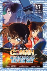 Light Novel Detektif Conan: Magician of The Silver Sky