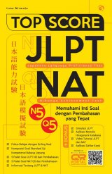 Top Score Jlpt-Nat Japanese Language Proficiecy Test Nihongo