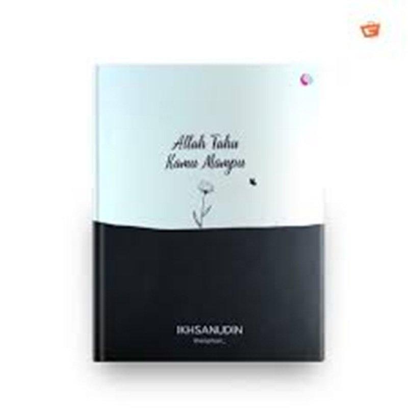 Cover Buku Allah Tahu Kamu Mampu