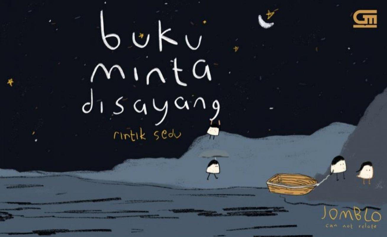 Cover Buku Buku Minta Di Sayang