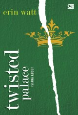 Detail Buku The Royals #3: Istana Kusut (Twisted Palace) ]