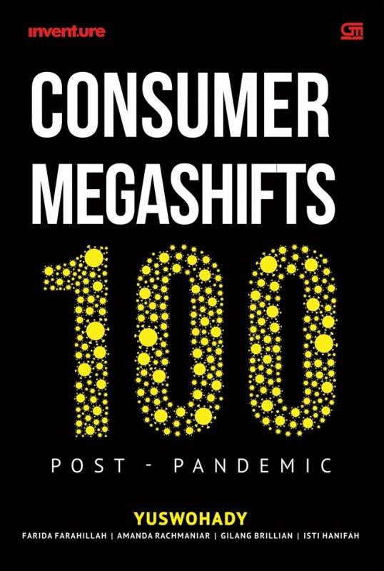 Cover Buku Consumer Megashifts 100 Post-Pandemic
