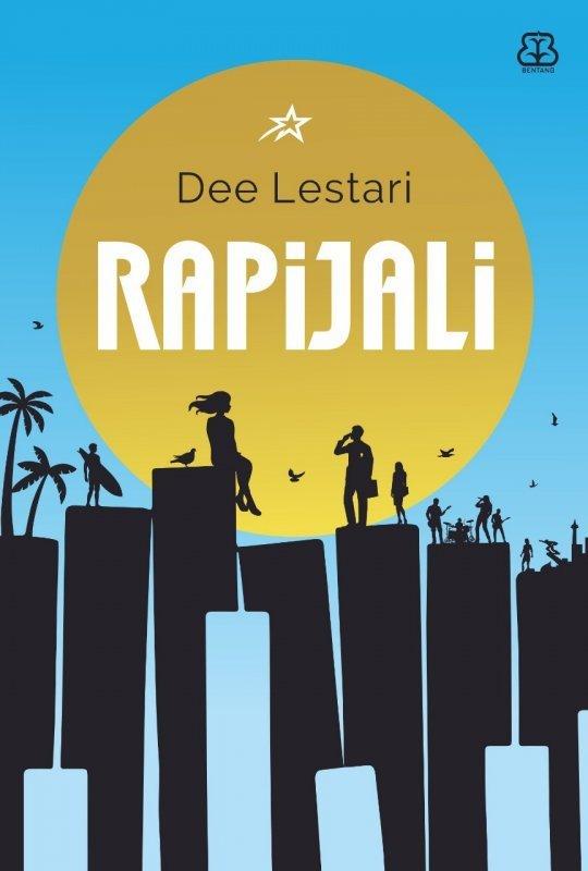 Cover Buku Rapijali  ( Reguler )