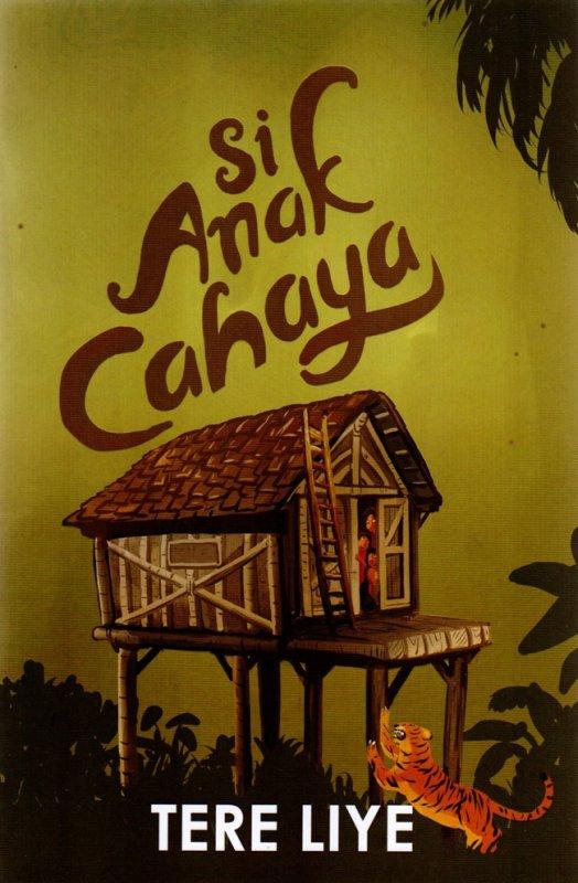Cover Buku Si Anak Cahaya (Cover 2021)