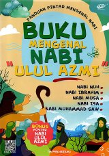 Buku Mengenal Nabi Ulul Azmi