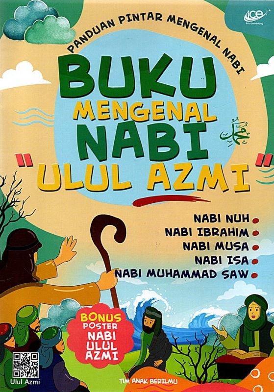 Cover Buku Buku Mengenal Nabi Ulul Azmi
