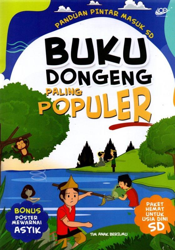 Cover Buku Buku Dongeng Paling Populer
