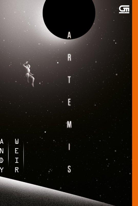 Cover Buku Artemis (novel petualangan)