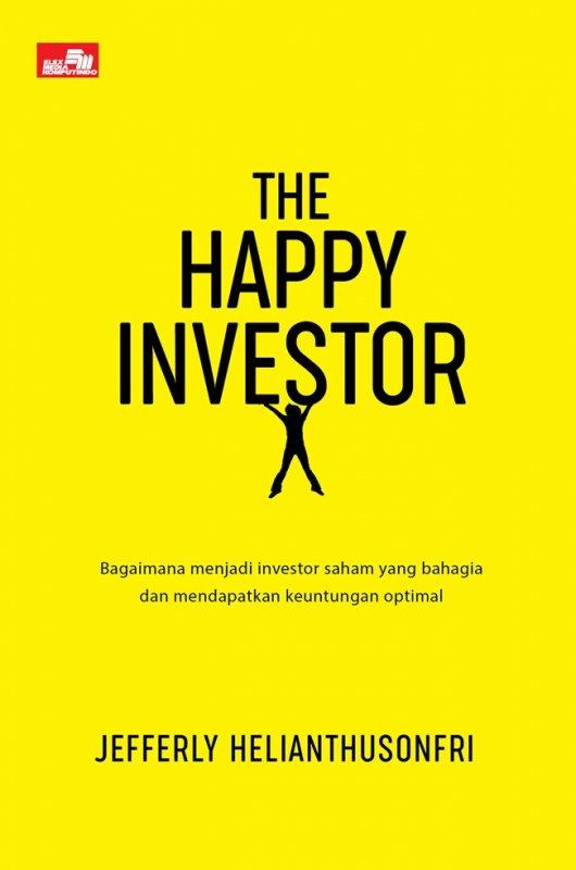 Cover Buku The Happy Investor