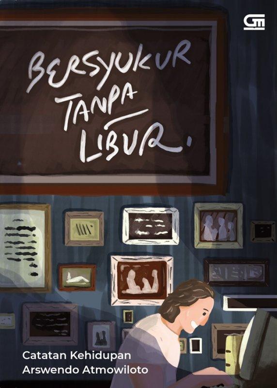 Cover Buku Bersyukur Tanpa Libur