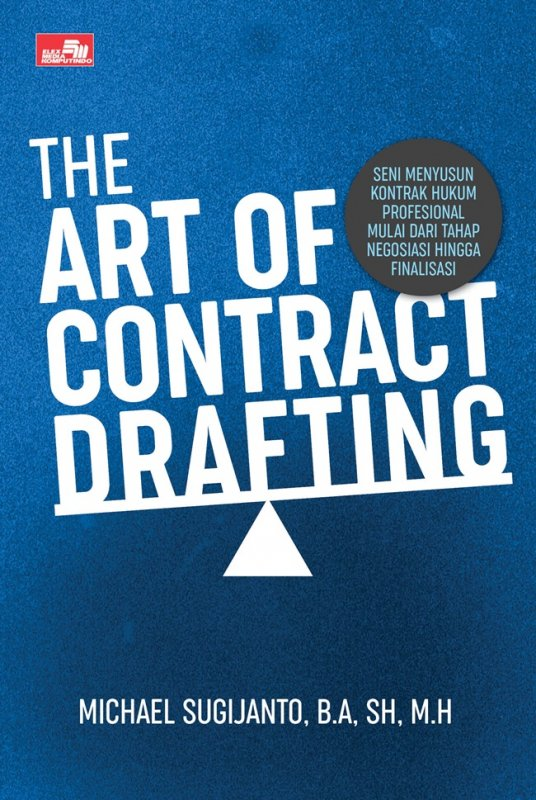 Cover Buku The Art Of Contract Drafting