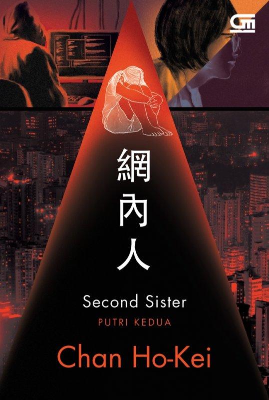 Cover Buku Second Sister (Putri Kedua)