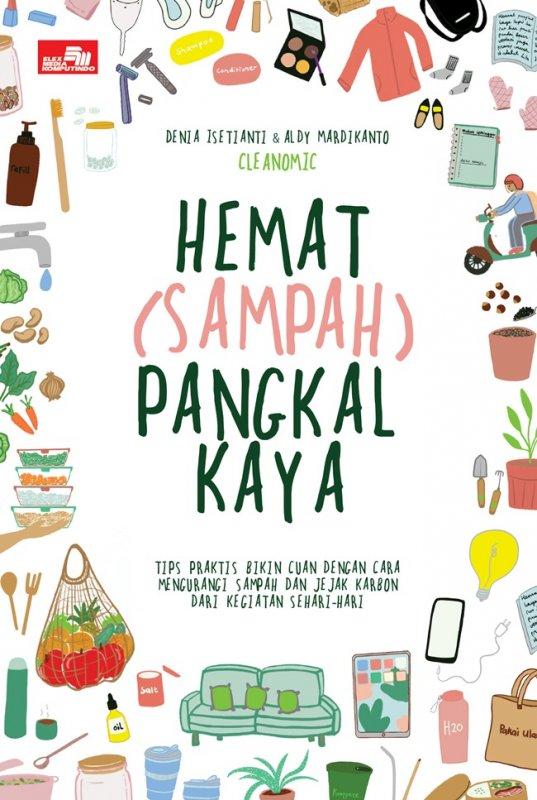 Cover Buku Hemat (Sampah) Pangkal Kaya