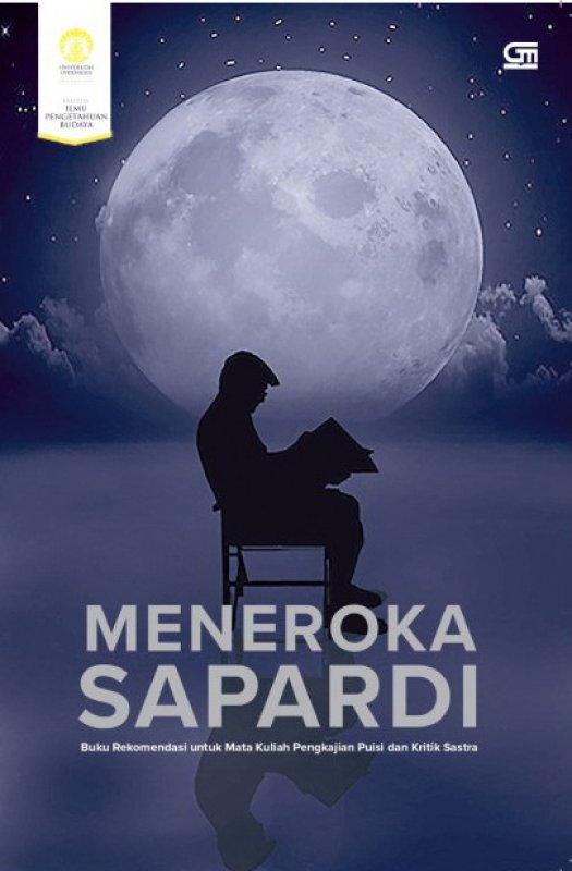 Cover Buku Meneroka Sapardi (Edisi Khusus)