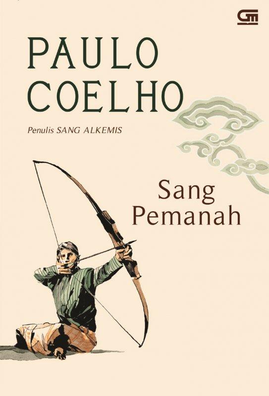 Cover Buku Sang Pemanah (The Archer)