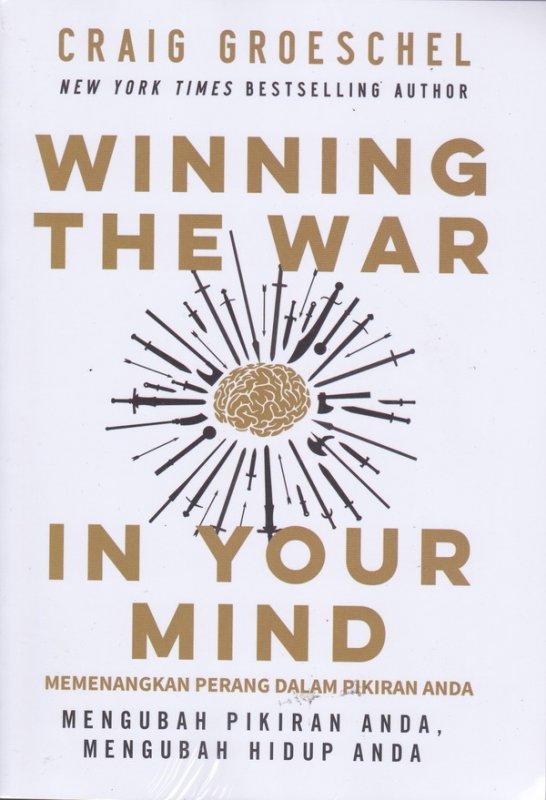 Cover Buku Memenangkan Perang dalam Pikiran Anda